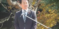 下郷町消防団秋季検閲式