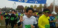 蔵のまち喜多方健康マラソン大会