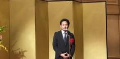 福島県トラック事業政治連盟懇親パーティー