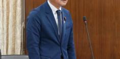 衆議院外務委員会/河野外務大臣に質問