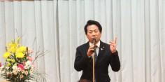 あいづしんくみ本店葵の会定時総会・新年会