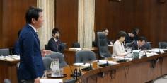 予算委員会第6分科会/農林水産大臣に質問
