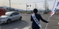 朝の街頭演説/2017年総選挙後辻立78回目