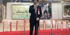 第73回会津総合美術展オープニングセレモニー