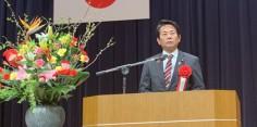 会津美里町役場庁舎及び複合文化施設(じげんプラザ)落成式