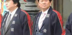 福島県消防協会会津若松支部春季検閲
