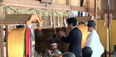 土津神社春季大祭