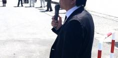 国民民主党福島県連街頭演説会
