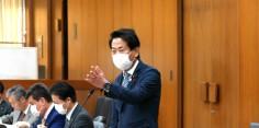 衆議院外務委員会/茂木外務大臣に質問