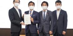 福島県知事による要望