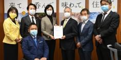 東京電力福島第一原発の汚染水処分方針についての申し入れ