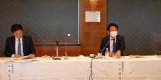 福島県町村会と県選出国会議員意見交換会