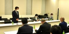 福島県農業協同組合中央会との意見交換会