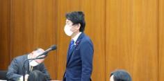 東日本大震災復興特別委員会/平沢大臣に質問