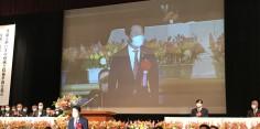 JA福島中央会 東日本大震災復興祈念大会